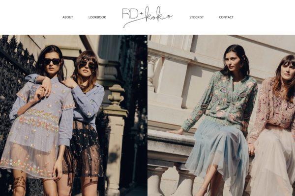 RD & KOKO Website